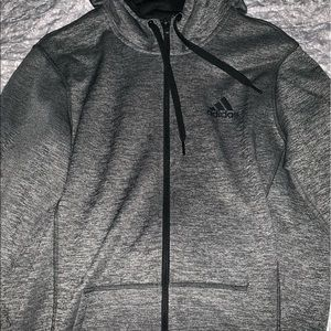 "Adidas ""Clima Warm"" zip up"